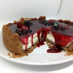 "Cheesecake  ""Double Top"""