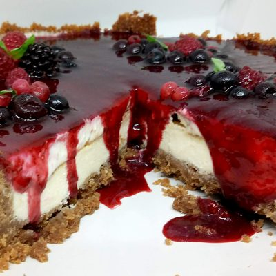 "cheesecake ""double-top"""
