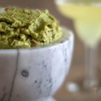 salsa avocado e noci