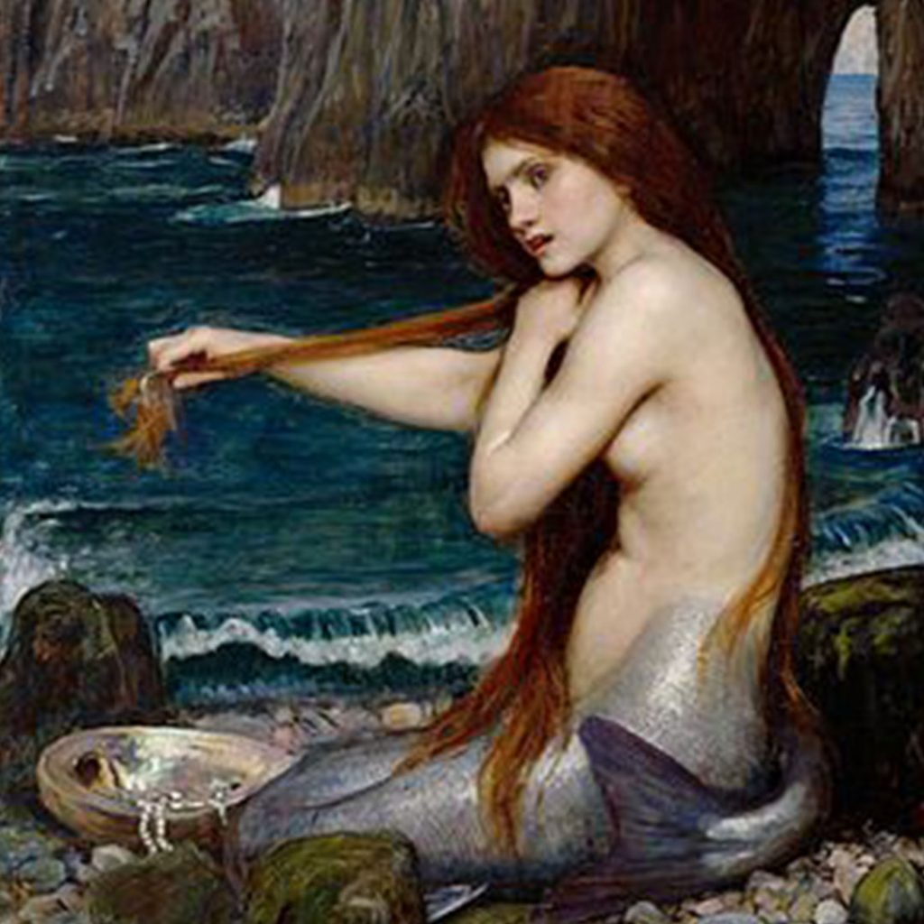 La leggenda della pastiera e la Sirena Partenope